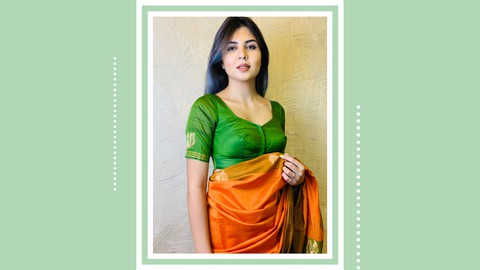 Cutting and Sewing Saree Blouses
