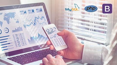 Sistema de Gestão Comercial com PHP,Bootstrap ,MySQL do Zero