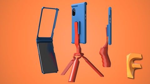 Fusion 360: Create a 3D Print Phone Case + Attachments