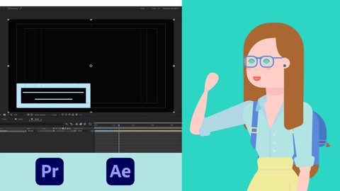 How to Animate a Lower Third Template in Adobe After Effects