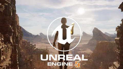 Unreal Engine 5 (UE5): Complete Beginners Course