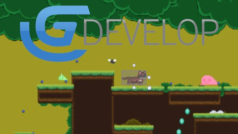 Crie Jogos com GDevelop 5