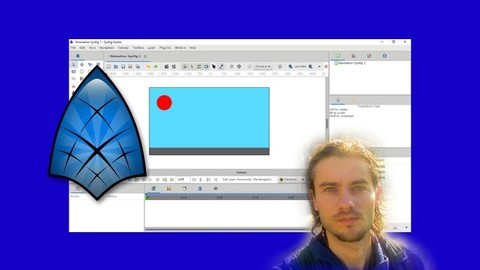 Synfig Studio the complete course for 2D animation