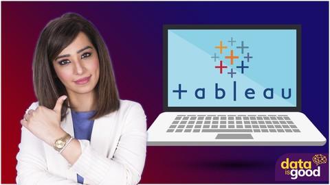 TABLEAU ADVANCED: Tableau for Data Science & Visualisation