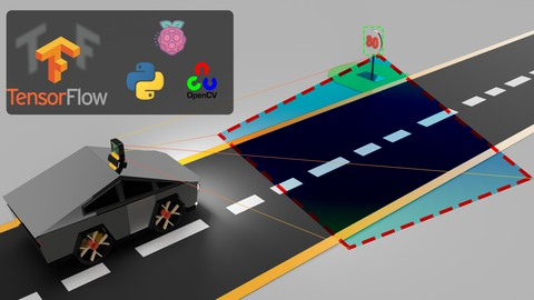Autonomous Car:Deep Learning & Computer Vision for Beginners