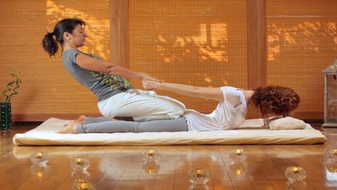 Thai Massage For Healthy Body