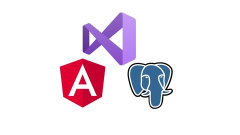 Angular 12, .NET Core Web API & PostgreSQL full-stack app