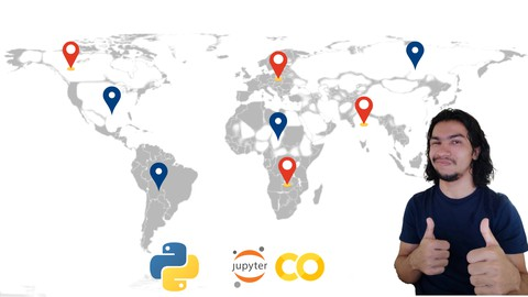 Geospatial data analysis with python