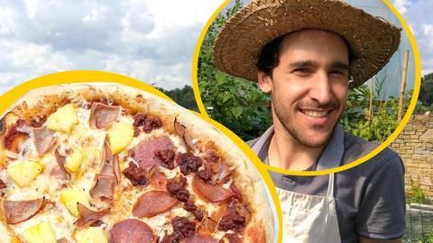 Convertirse en Maestro de la Pizza y construir Horno de Leña