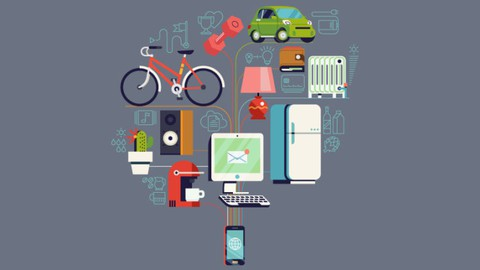 The Internet of things - Complete Beginners course