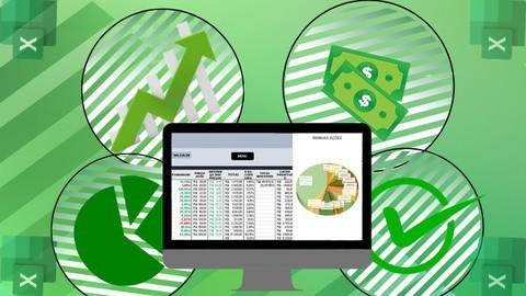 Curso de Excel do básico ao avançado + Planilha de finanças.