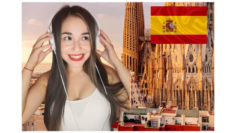 Spanish For Beginners. The Simple System. Level 1