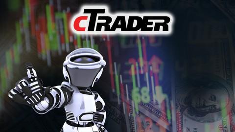 Ctrader Programação Robô Forex e Teste de Estratégias
