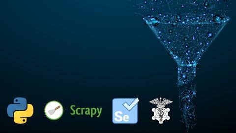 Парсинг сайтов. Scrapy, Splash, Selenium, requests, bs4.