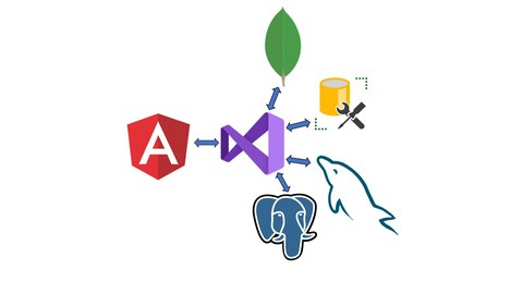 Angular 12 and .NET Core Web API Full Stack Master Course