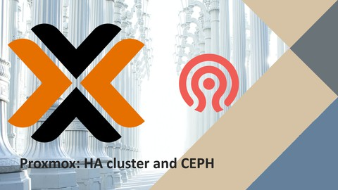 Build a high availability cluster with PROXMOX and CEPH