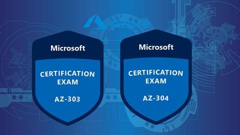 AZ-303,304 | Azure Solutions Architect Expert Practice Test