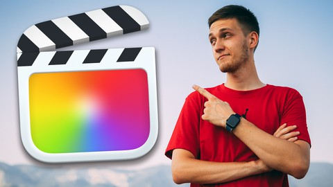 Final Cut Pro for Beginners - Complete Course (2021)