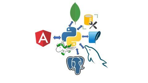 Angular 12 and Python Django Full Stack Web Development