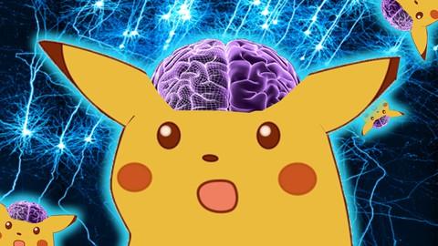 Pokémon and the Human Brain
