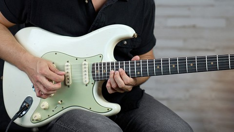Beginner Lead Blues Guitar Lessons, Electric Guitar Soloing