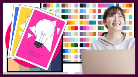 【初心者&デザイナー向け】今まで迷っていた配色が一発で決まる!驚きの配色選定術。色原則と使える配色ツールを伝授。
