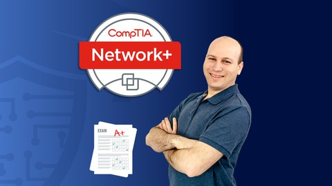 CompTIA Network+ (N10-008) 6 Practice Exams and Simulations