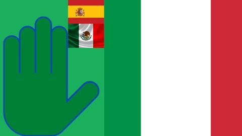 Italiano 5 palabras - Curso 2 gratis en español