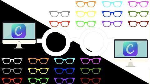【DIYデザイナー向け】Canvaを使って読みやすい色使いの講座スライドを作りたい人が知っておきたい色の視認性と可読性