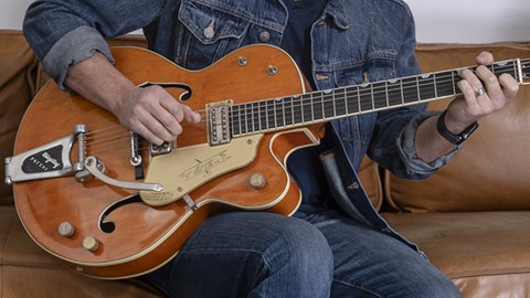 Blues Guitar and Advanced Guitar Lessons