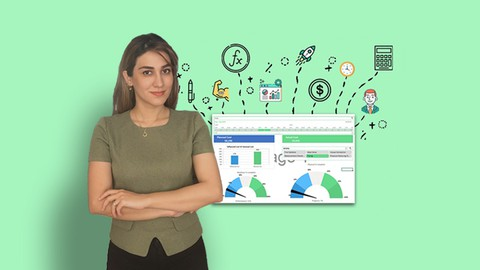 Microsoft Excel : All You Need + Full Support