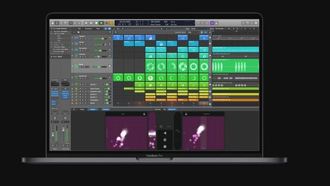 Performing with Live Loops in Logic Pro