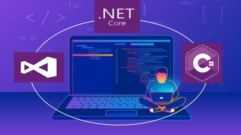 ASP .NET Core MVC C#  الدورة الشاملة من الصفر مع بناء مشروع