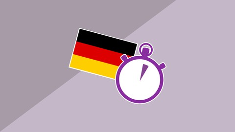 3 Minute German - Course 6 | Language lessons for beginners