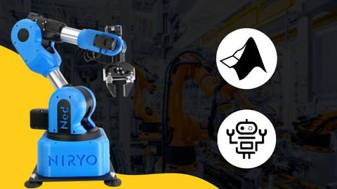 Robótica con Matlab : Robot manipulador de 4DOF