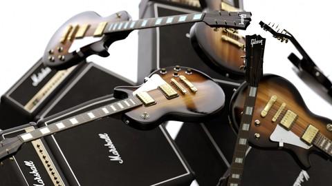 Guitarra Arpejo - O passo a passo completo para solar.