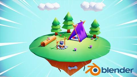 Blender 2.93 : Débuter en modélisation 3D