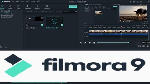 Filmora 9 to make videos for social media