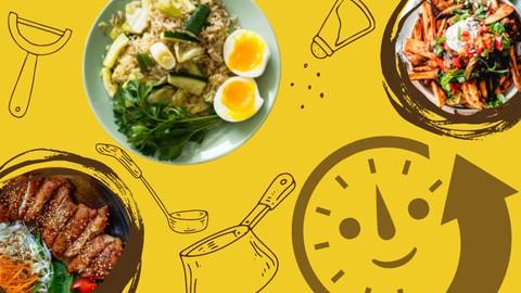 食事づくりの悩みを解決!あるものでパパッと!レシピに頼らずバリエーションを増やす献立発想術