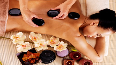 Stone Massage For Body Healing