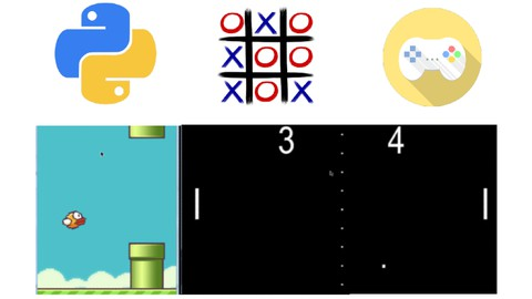 Learn Python By building Games in Python