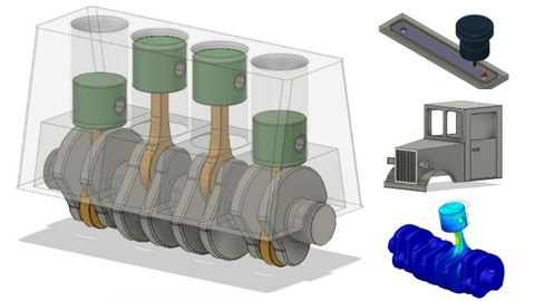 Fusion 360 Step by Step | CAD, FEM & CAM for Beginners