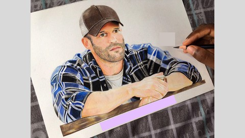 Learn to Use Colored Pencils and Create Vibrant Illustration