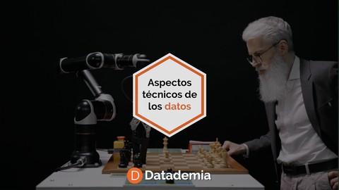 Data MasterClass - Aspectos técnicos de los datos