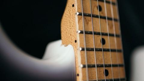 Licks de Guitarra para Iniciantes. Crie seus próprios solos.