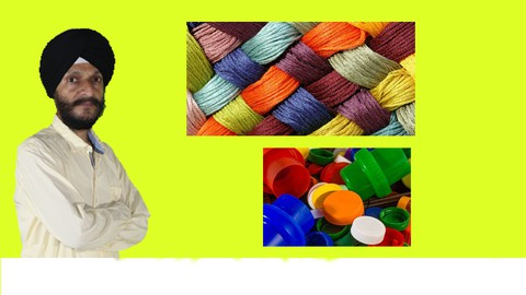 Synthetic Fibres and Plastics Class -8 Science Ch. 3  NCERT
