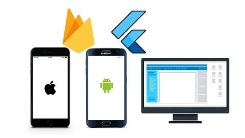 Learn Flutter & Firebase with Flutter Null Safety - CRUD App