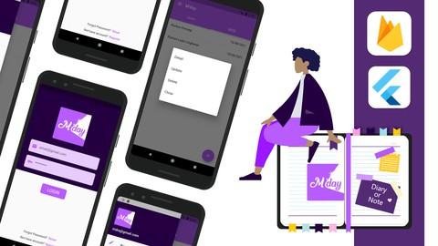 Membuat Aplikasi Diary Menggunakan Flutter & Firebase