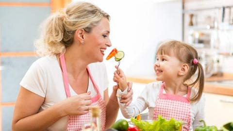 幼儿,孩童,青少年饮食指南课程