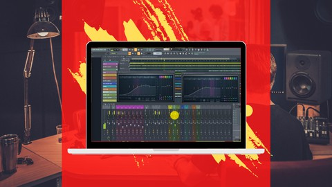 Learn FL studio for Making Afro beats from scratch